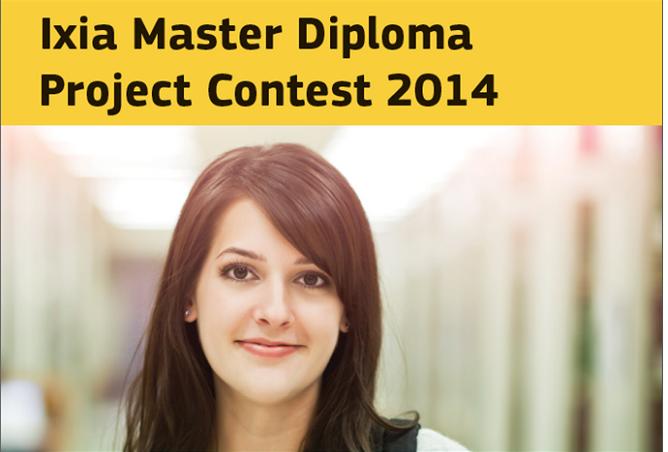 IXIA diploma contest 2014