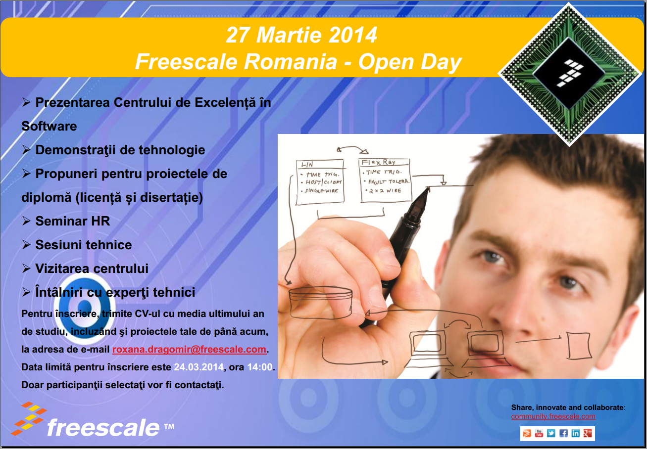 Freescale Open Day