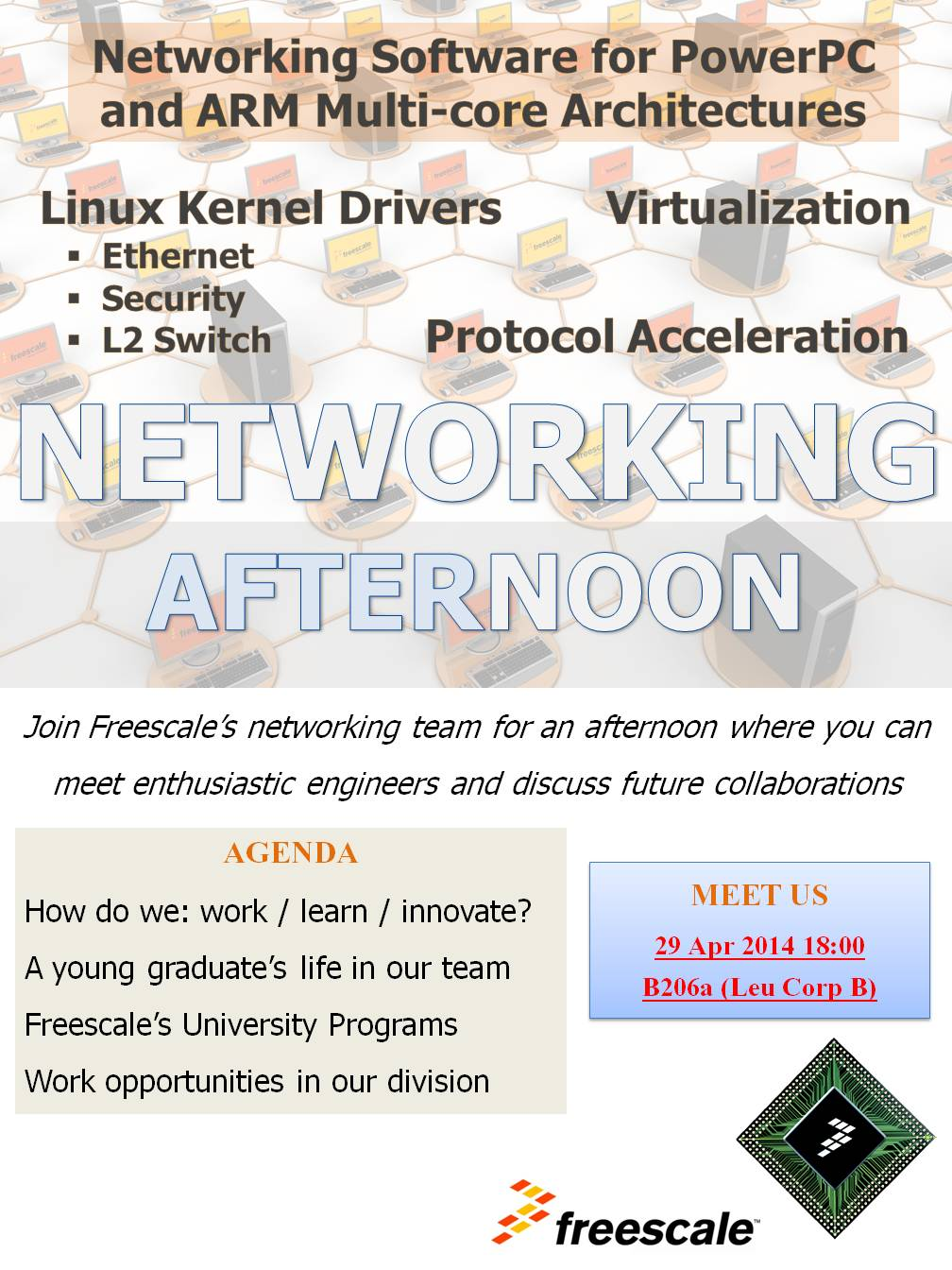 Networking Afternoon